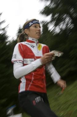 Simone Niggli-Luder, Duschkopf des Monats April